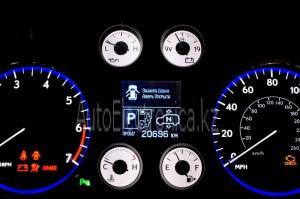 Русификация панели приборов Lexus LX570 и Toyota LC200