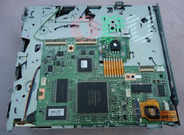 Механизм DVD - CD_2011