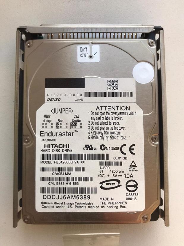 Gen5 HDD 40GB