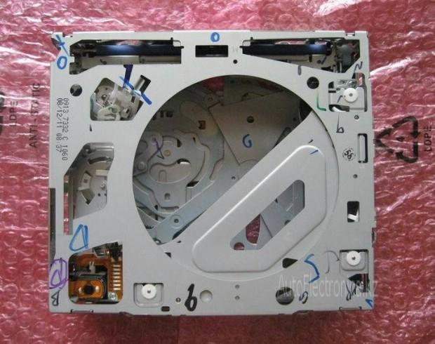 Механизм DVD - CD