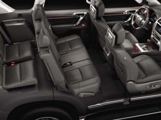 Lexus GX460-4