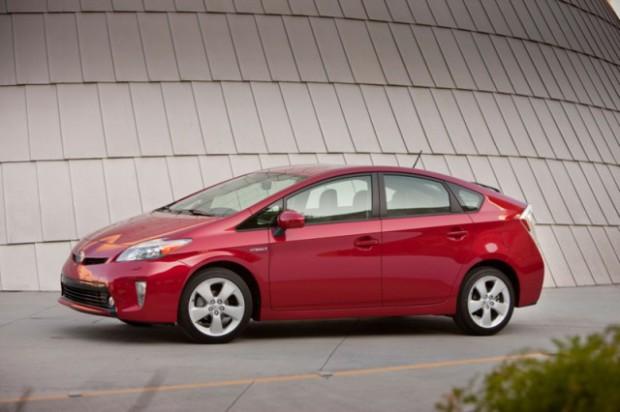 Toyota Prius hybrid 2012-1