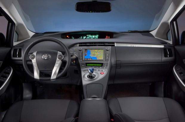 Toyota Prius hybrid 2012-2