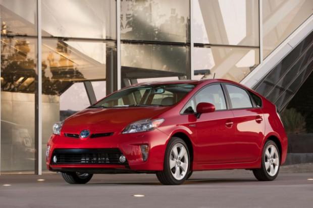 Toyota Prius hybrid 2012-4