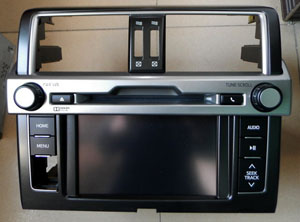 Оригинальная магнитола для Toyota Prado 150