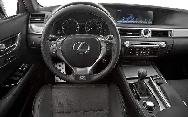 Русификация Lexus GS250/350/450