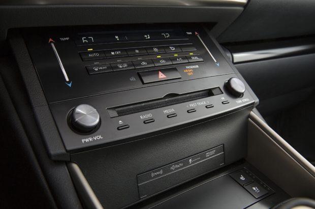 Ремонт автомагнитол Lexus и Toyota