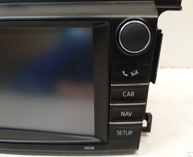 Оригинальная магнитола Toyota RAV4