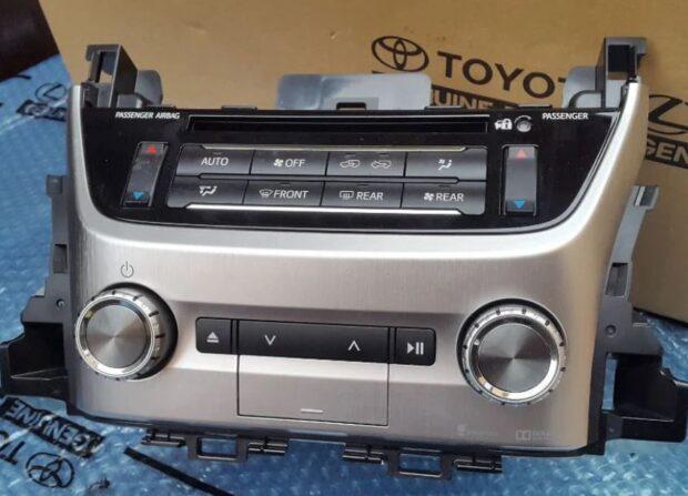 Магнитола Toyota Land Cruiser 200