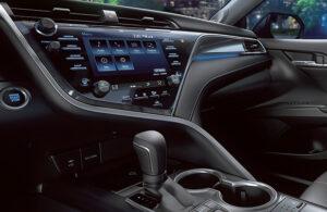 Русификация Toyota Camry70 из Кореи