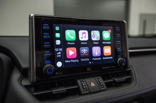 Android Auto Toyota RAV4