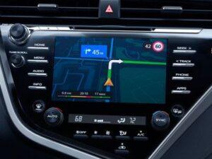 Блок навигации Radiola RDL-03 на Android 8 для Toyota 2019+ JBL