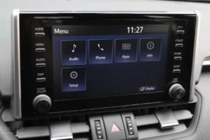 Русификация Toyota RAV4 2019+ из Кореи