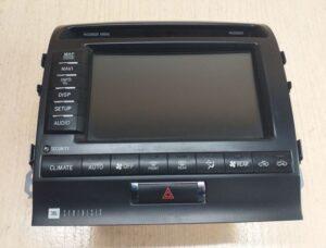 Монитор Toyota Land Cruiser 200 JBL