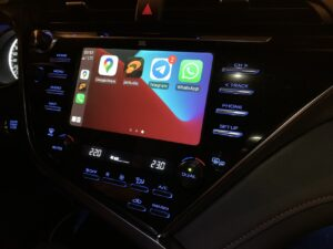 Carplay camry70