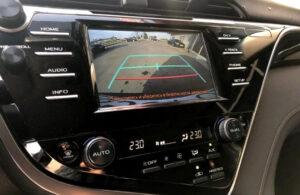 Головное устройство Тойота Camry70